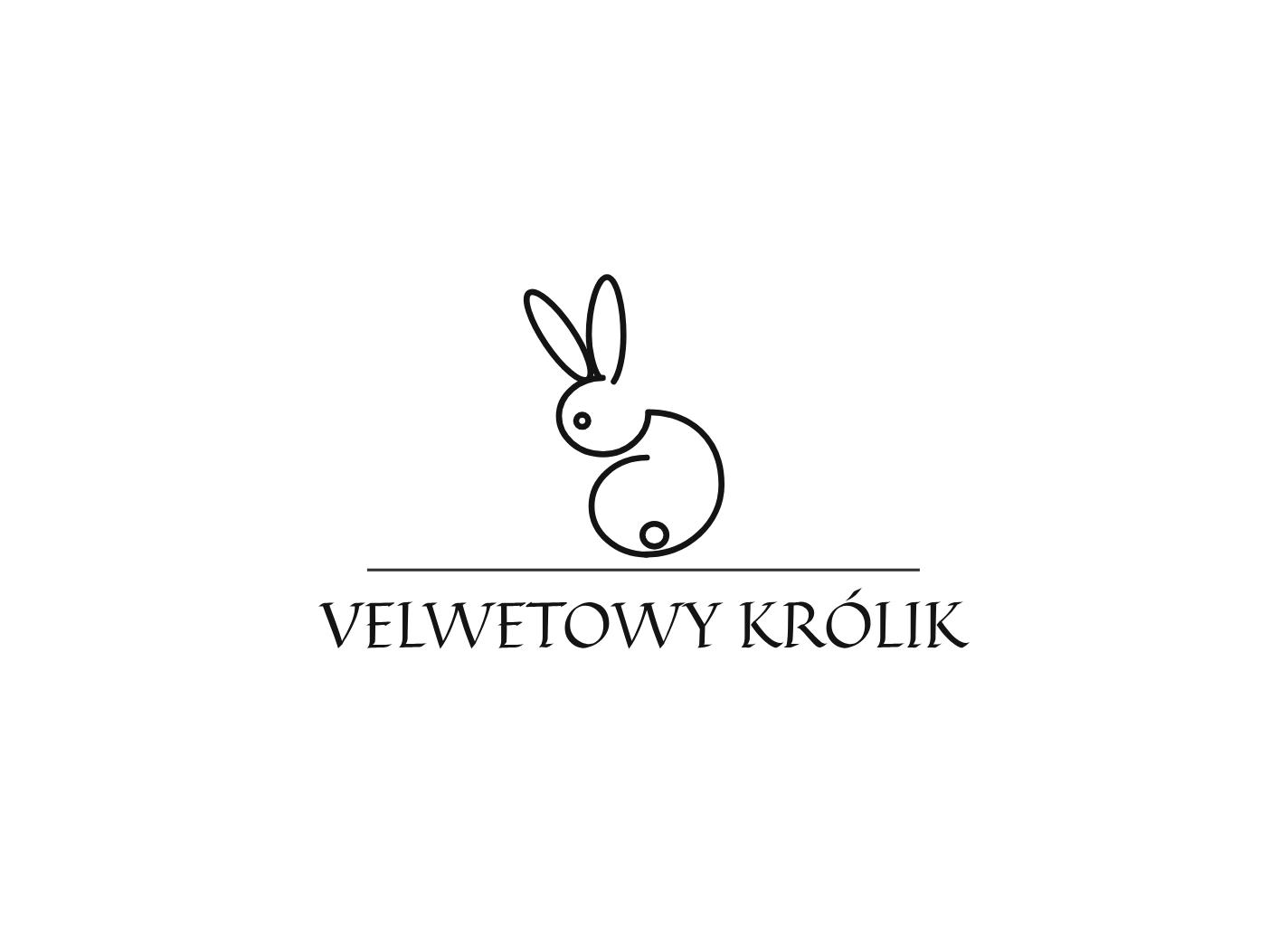 Velvetowy Królik